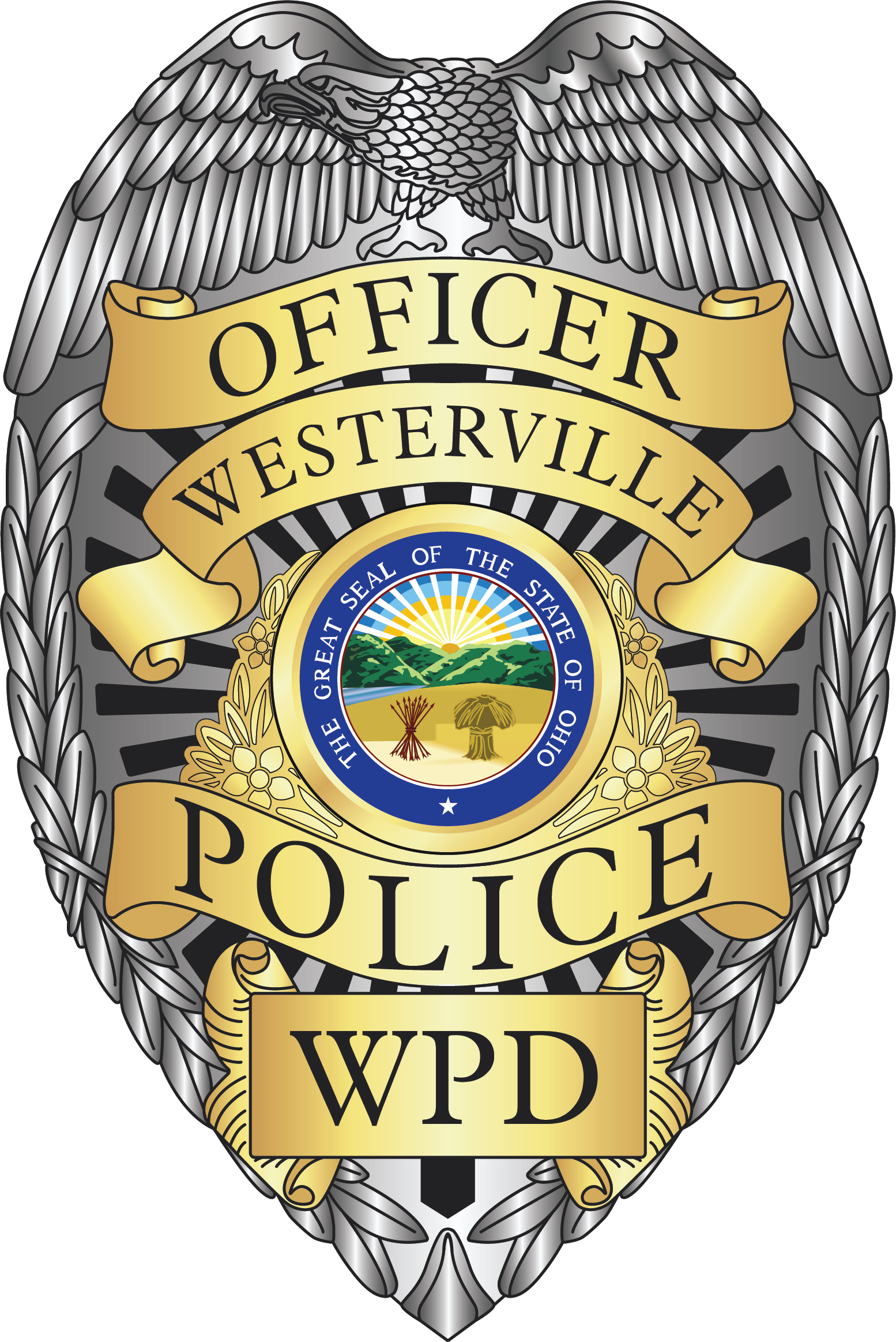 Westerville Division of Police Badge
