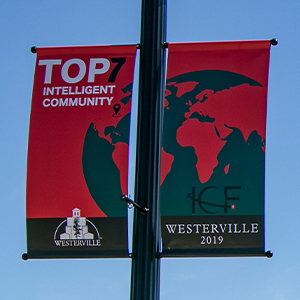 Welcoming ICF to Westerville
