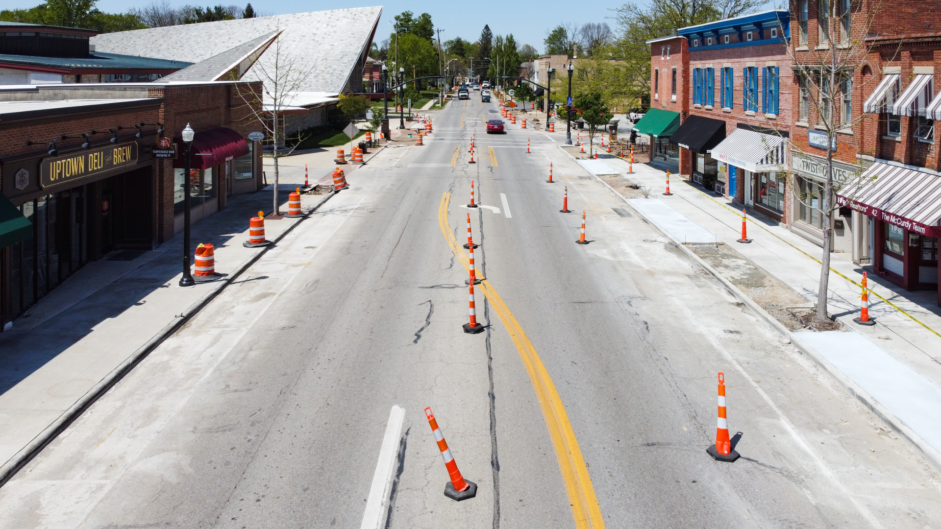 Uptown Improvements Week of May 15