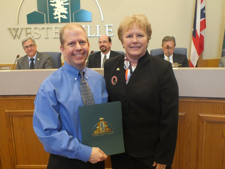Proclamation for Take a Walk in the Park Day