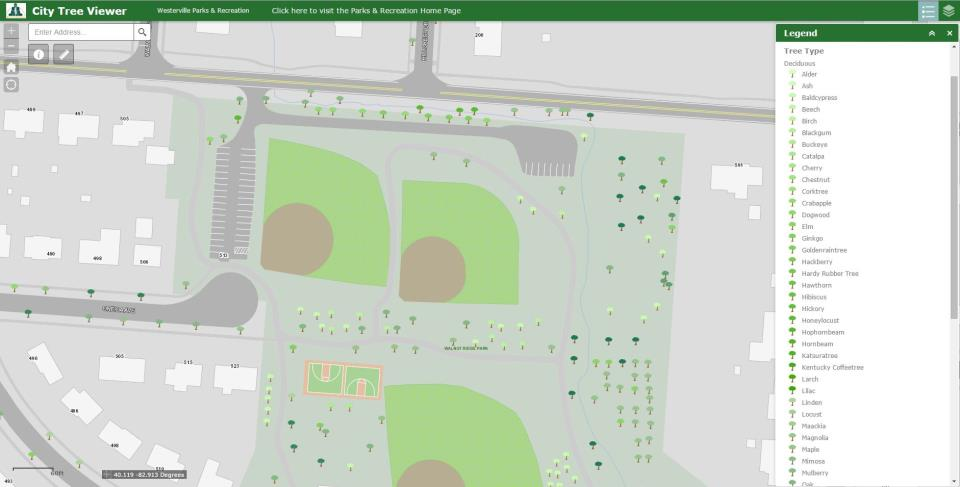 GIS_TreeViewer
