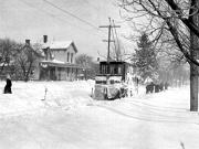 Snow - Trolley